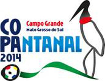 Logo Campo Grande zur Fussball WM 2014