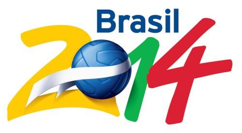 Bewerberlogo Brasilien 2014
