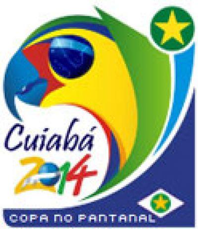 Logo Cuiaba zur Fussball WM 2014