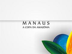 Logo Manaus zur Fussball WM 2014