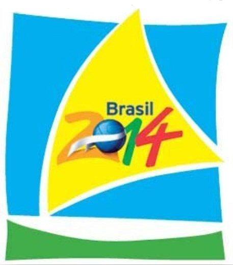 Logo Salvador zur Fussball WM 2014